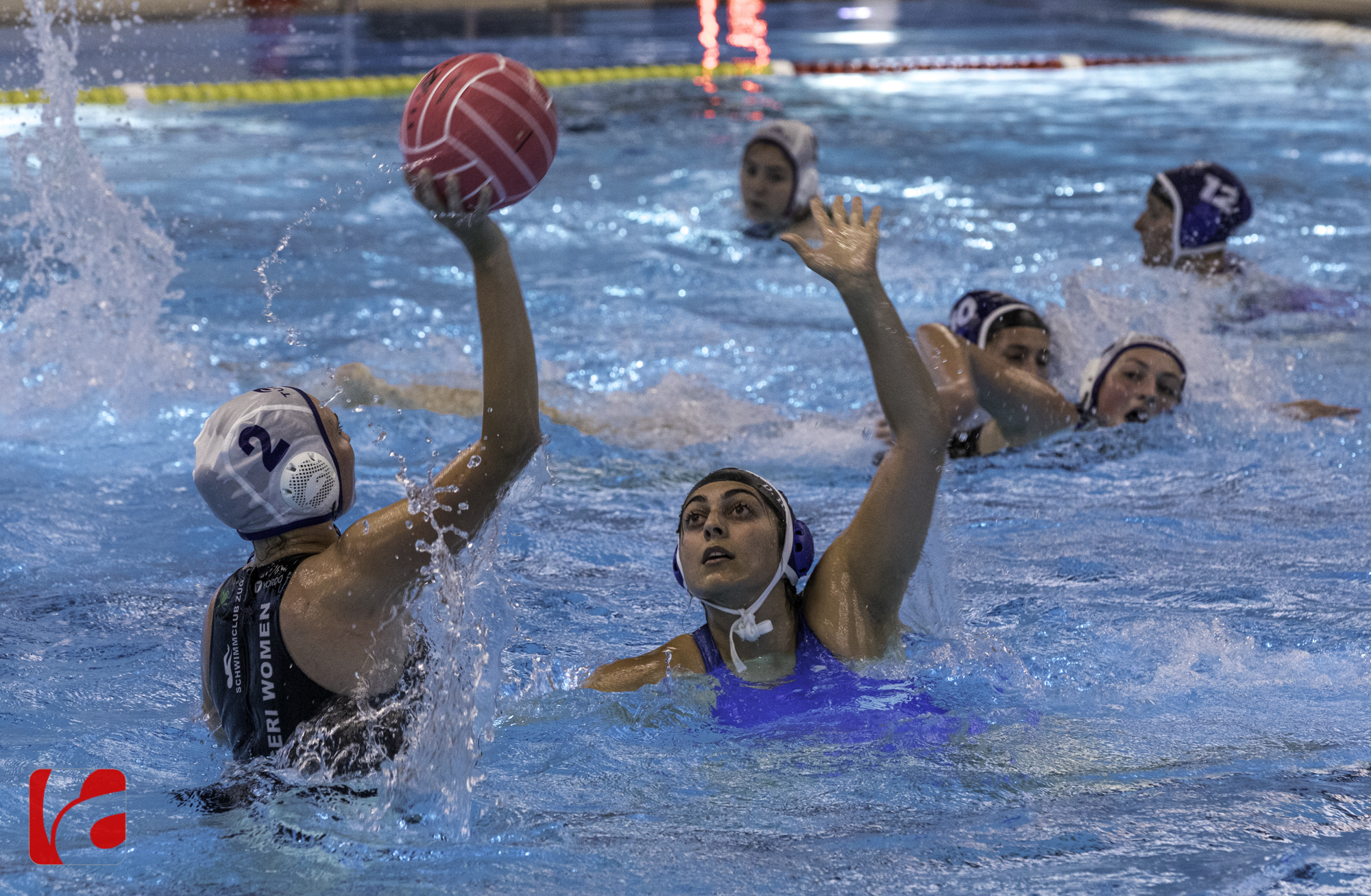 NLD Saison 2020/21: SC Zug Women - WBK SM Zürich Women