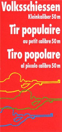 Volksschiessen  50m