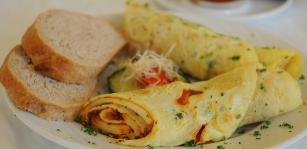 Omelettröllchen