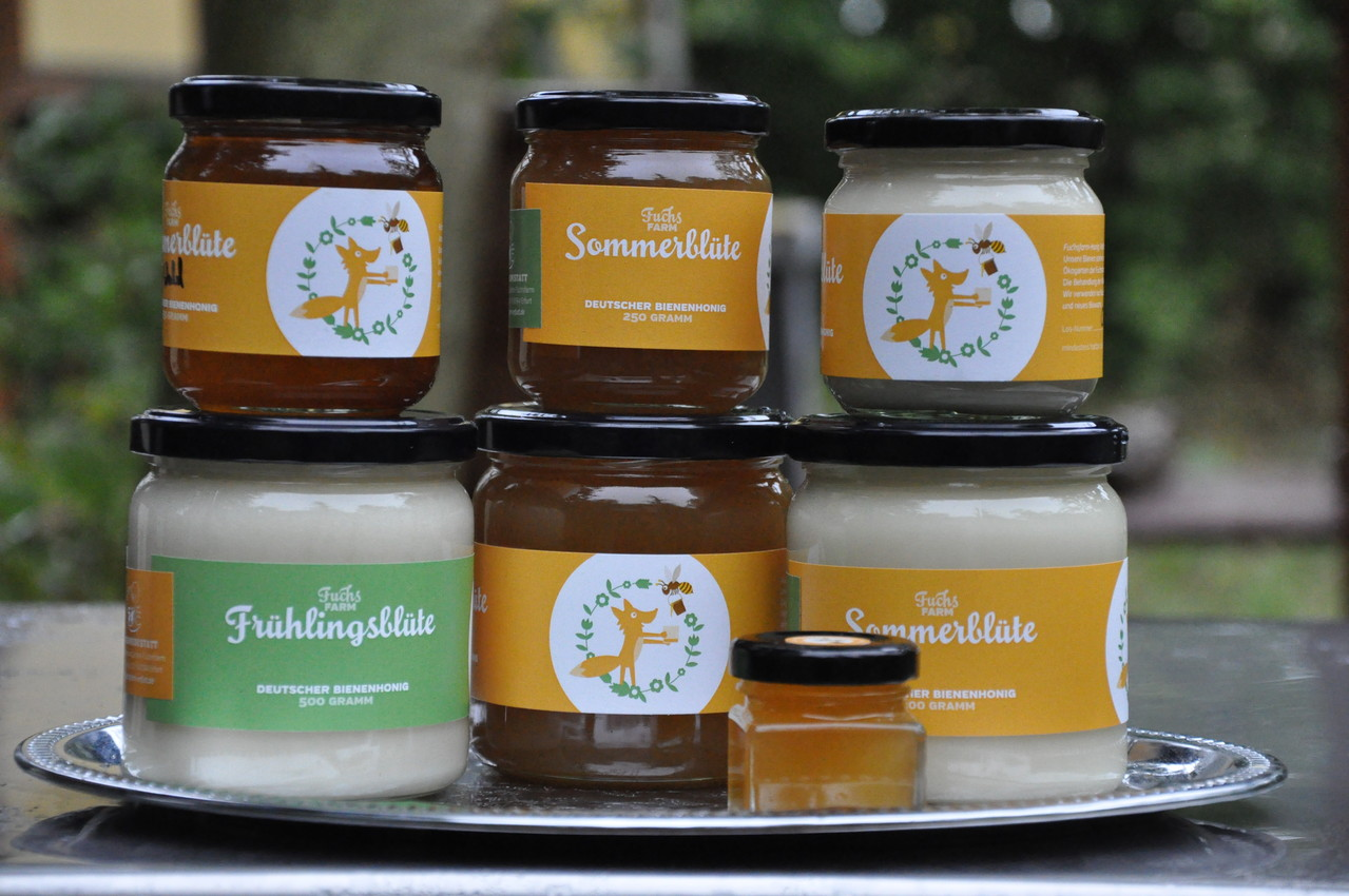 Honigvielfalt 2013