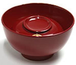 親碗(飯椀)  φ10.5cm×6.0cm  赤飯 または白飯