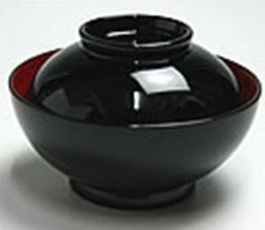 汁椀 φ9.5cm×6.0cm すまし汁 実は鯛、鯉または蛤