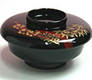 平椀  煮物  φ10.0cm×3.8cm(身の径、高さ)