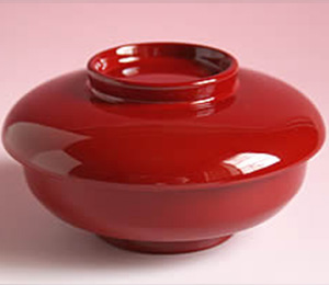 平椀  煮物  φ9.2cm×5.3cm(高さ)