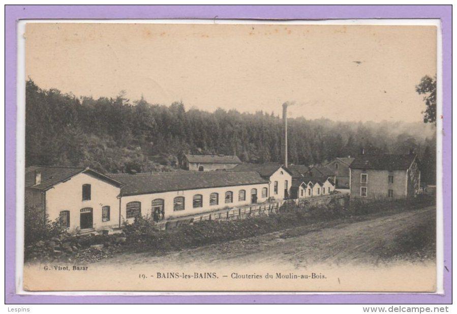 Clouterie des Moulins aux Bois