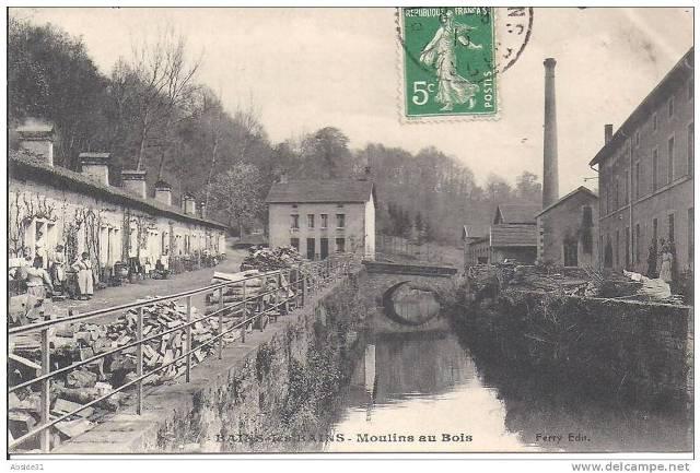 Moulins aux Bois