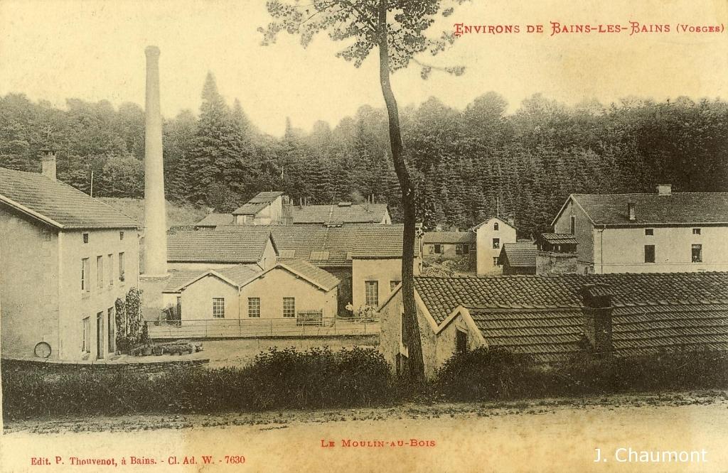 Le Moulin aux Bois