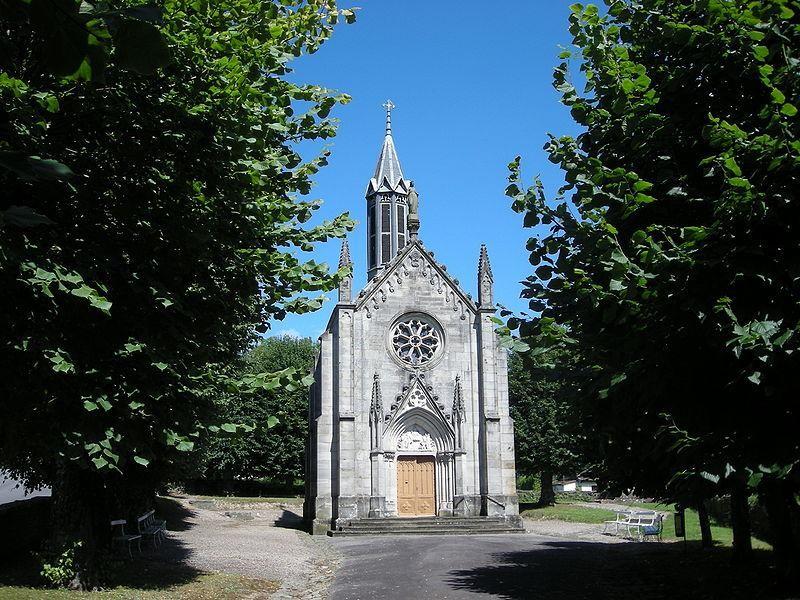 La Chapelle de Notre-Dame de la Brosse - 1861