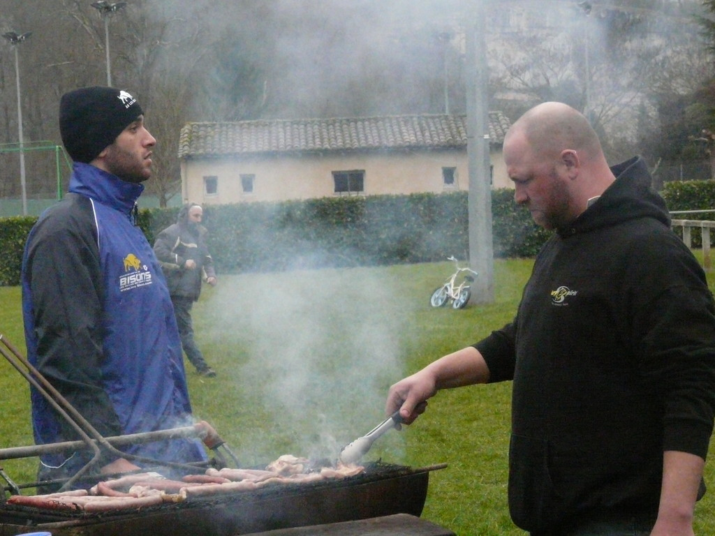 Les rois du barbec'