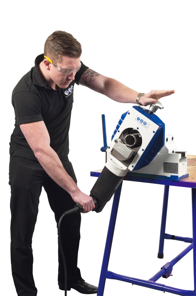 TAG ORBITAL PIPE SAWS - Pipe Solutions by Hercules