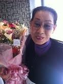 高橋さんの退職祝い