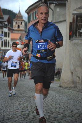 Swiss Alpine Marathon 2011