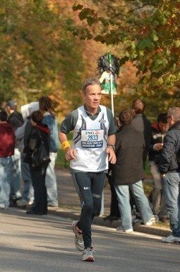 New York Marathon 2003