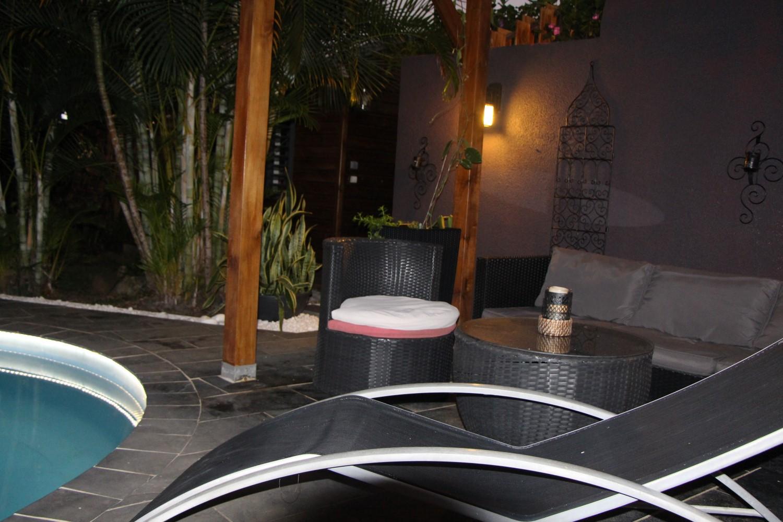 chaise longue lodge palissandre