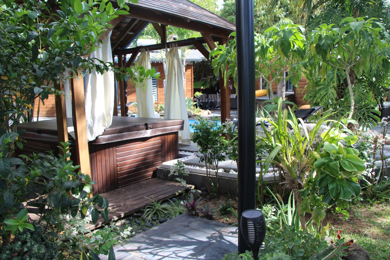 vue du spa ylang ylang par jardin