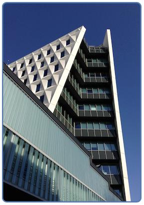 Stadsdeelkantoor Leyweg Den Haag
