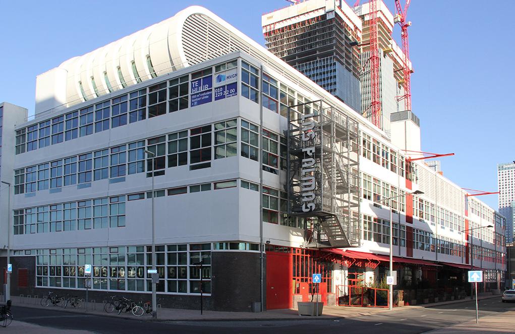 Las Palmas fotomuseum Rotterdam