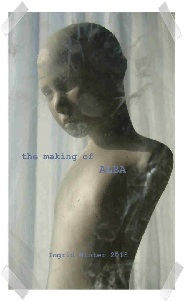 ALBA, aus Plastillin modelliert