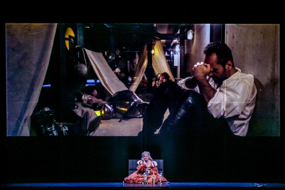 Desdemona (Otello) G. Verdi am Theater Regensburg