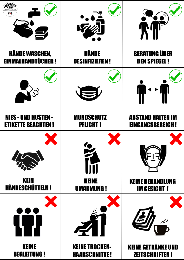Regeln Corona