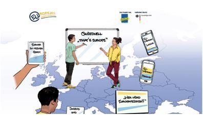 Διαδικτυακό κουίζ για την Ευρώπη για μαθητές άνω των 16 ετών