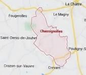 Chassignolles et pays de George Sand