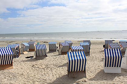 Traumhaft Urlaub Strandkörbe Strand - Ferienwohnungen Norderney - norderney.top