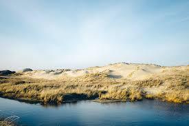 Landschaft Seen und Dünen - Ferienwohnungen Norderney - norderney.top