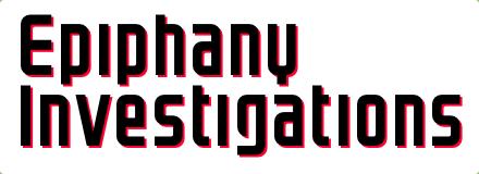 Epiphany Investigations Logo