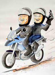 Motorradtouren, Motorradausflug, Salzburg, Radstadt