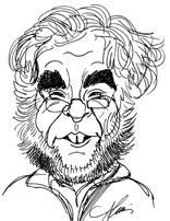Denis Barrau en : Caricature ancienne mais encore vraie !