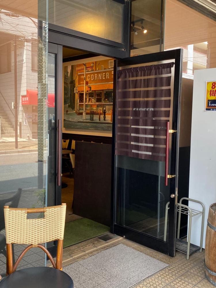 CAFEAKOHAKU・入口