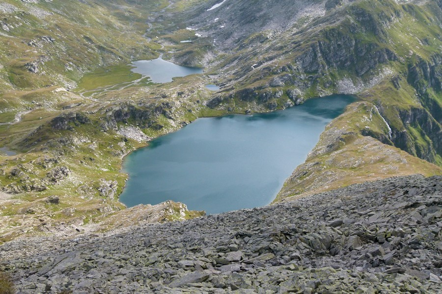 Lago dello Stabbio e Lago dell'Isra