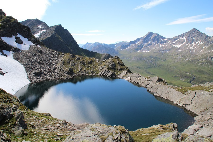 Lago della Miniera