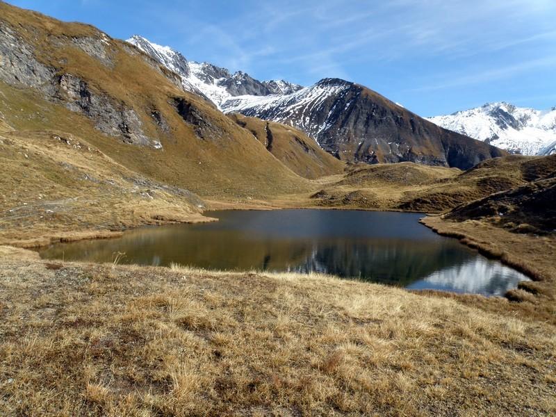 Lago di Motterascio
