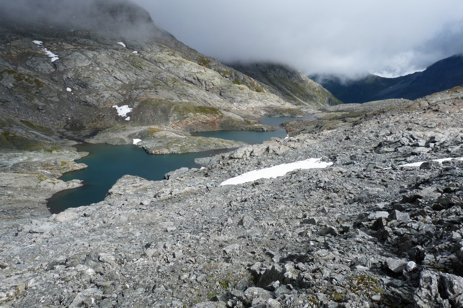 Laghit de Val Rossa