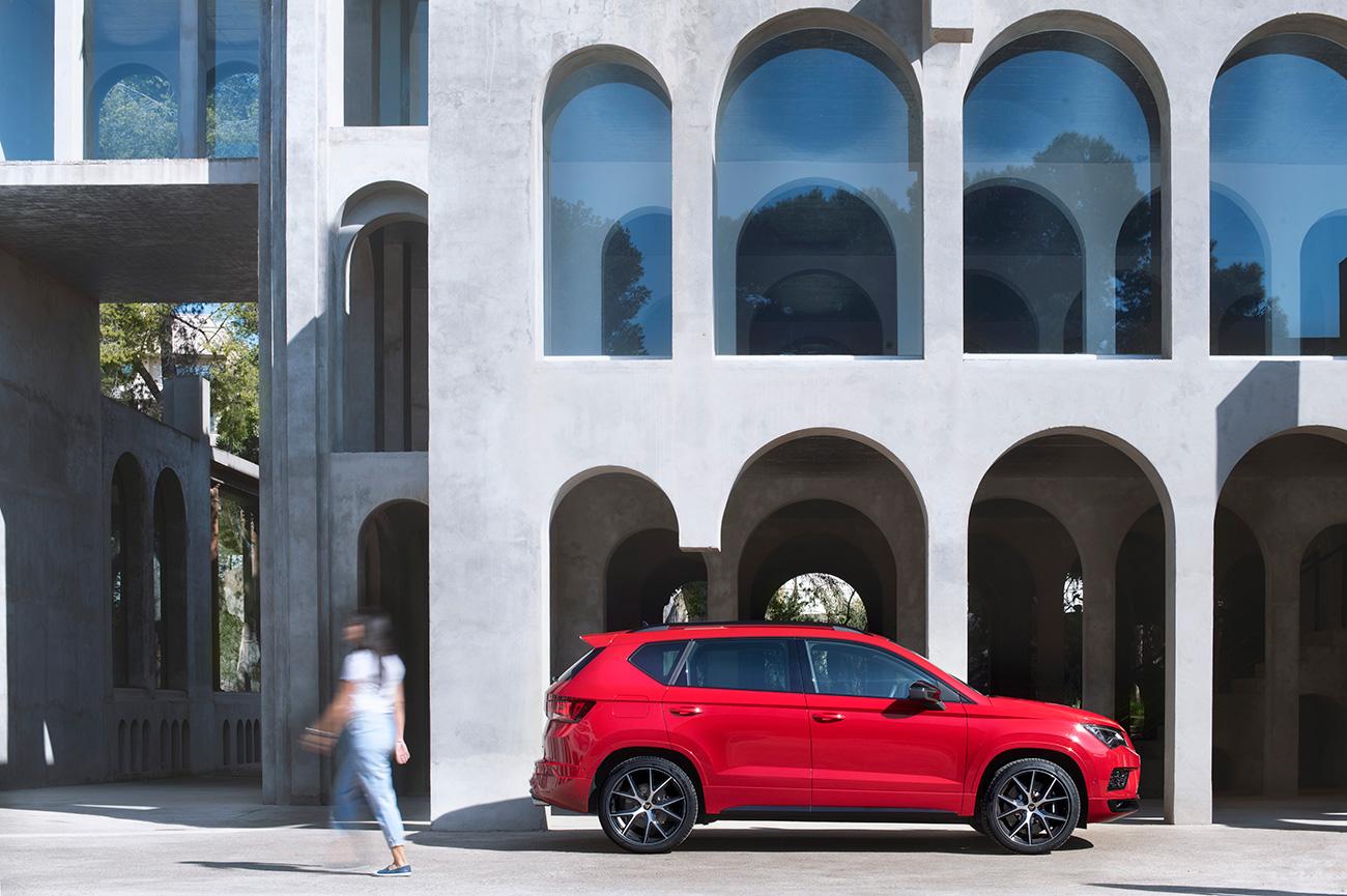 Der neue CUPRA Ateca – die Revolution unter den SUV's
