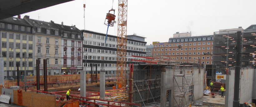 Baustellen - Equipment - Eichinger