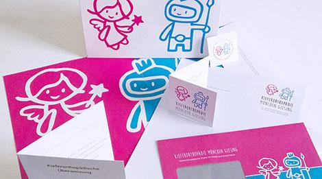 Gestaltungen vom Logo bis zur Bildretusche