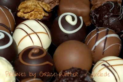 Pralines by Grace Winter / pixelio.de