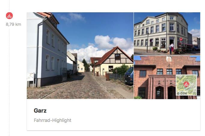 Bilder aus Garz, der ältesten Stadt Rügens