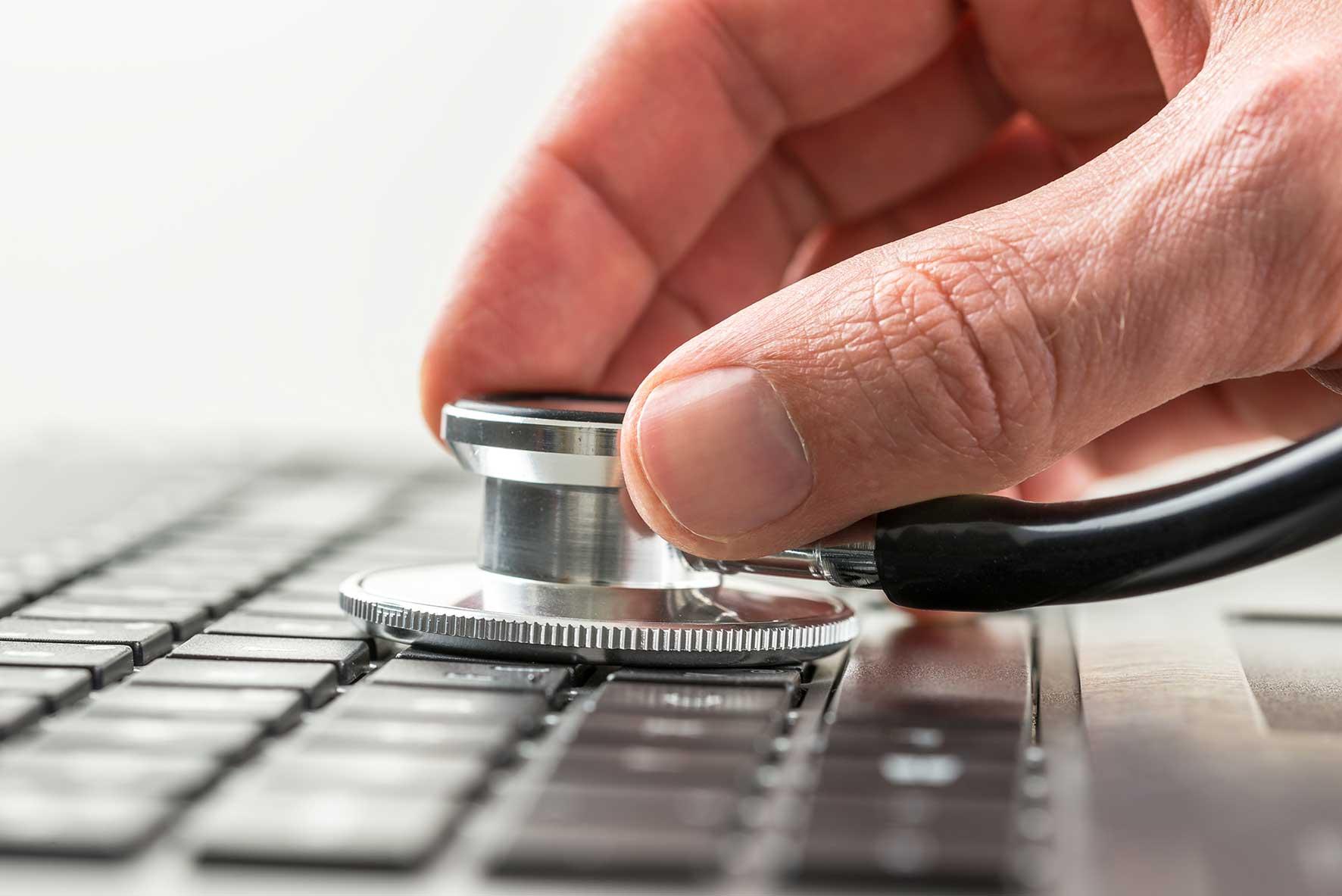 Security Check-up für Microsoft 365