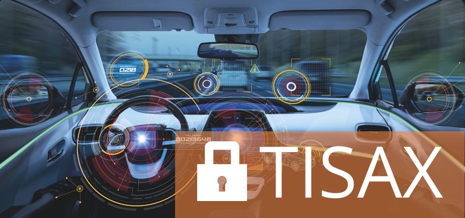 Networkers AG unterstützt Kunden bei der TISAX®-Zertifizierung