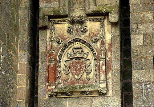 Blason Porte Saint-Michel