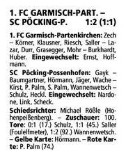 GaPa Tagblatt 22.10.2012