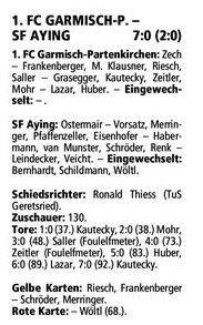 GaPa Tagblatt 27.08.2012