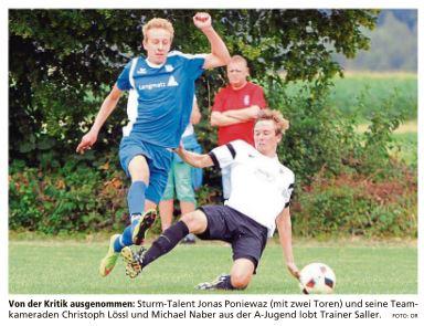 Garmischer Tagblatt vom 05.09.2016