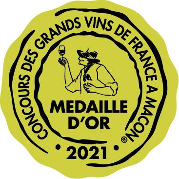 Médaille d'OR MACON Château La Ganne 2019