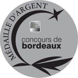 Silver Medal Château La Ganne 2018