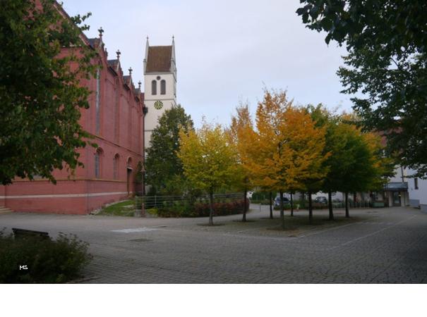 Dorfplatz Staig